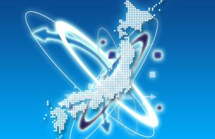 広がるネットワークのイメージ